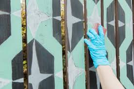 Update Your Fence With A Colorful Mural Hgtv