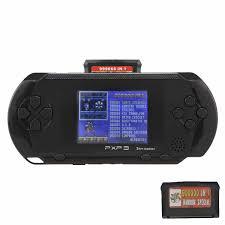 Máy chơi game cầm tay PSPX3 - Đen