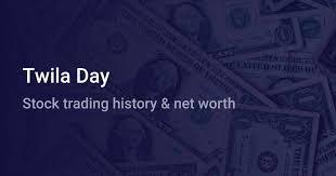 Twila Day Net Worth (2020) | wallmine