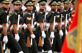 female officers from indian army