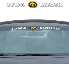 Iowa Hawkeyes Decal 35x4 Windshield My Team Outlet