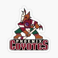 Arizona Coyotes Stickers Redbubble