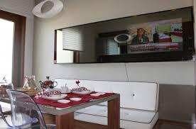 kitchen room mirror tv