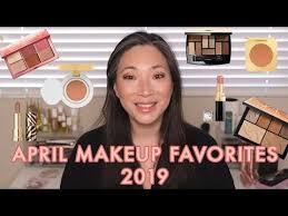 april makeup favorites 2019 you