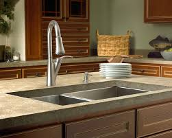 pulldown kitchen faucet at menards