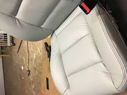 e36 leather seat cover replacement