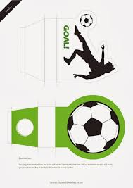 Kit Para Fiestas De Futbol Para Imprimir Gratis Feste A Tema