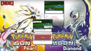 Pokemon Sun Pearl & Moon Diamond - Pokemoner.com
