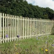 Picket Fence Panel 3 X 6 From Wooden Supplies Uk Wooden Supplies