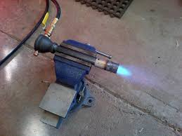 air air forge burner