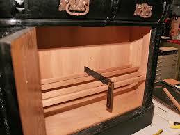 furniture into an unique custom humidor
