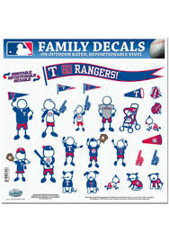 Shop Texas Rangers Car Decals Rangers Window Stickers Rangers Window Decals Rangers Clings