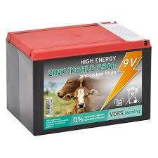 Voss Farming Electric Fence Starter Kit For Horses 9 Volt