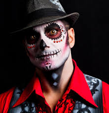 dead makeup for mens