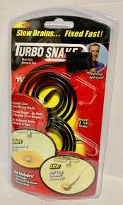 turbo snake drain hair removal tool