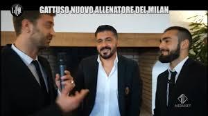 Gennaro Gattuso si dimette da allenatore del Milan - Le Iene ...