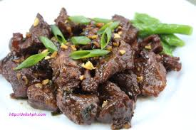 Beef Salpicao - Delish PH