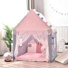 Little Castle Tent Tent House For Kids Kids Room Design Kids Tents