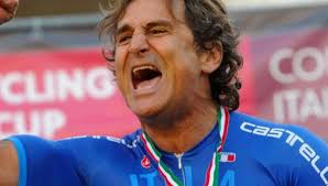 Davide Cassani scrive un post su Facebook per Alex Zanardi ...