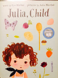 Julia Child Children's Book – Ain't Over Till the Thin Lady Sings
