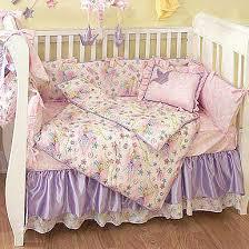 glitter fairy crib bedding accessories
