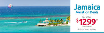 jamaica vacation travel deals package