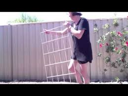 No Drill Simple Vertical Garden For Colorbond C Steel Fencing Youtube