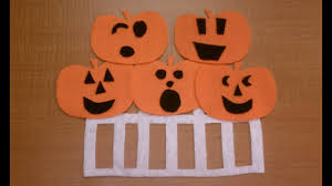 Five Little Pumpkins Sitting On A Gate Nursery Rhymes Kids Songs Bussongs Com