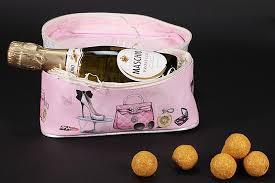 prosecco handbag gift set sainsburys