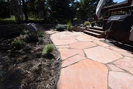 pavers flagstone and concrete what s