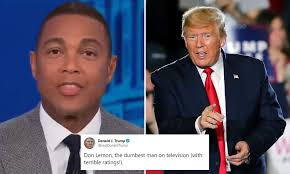 Don Lemon claims he was only 'laughing at the joke' and was not ...