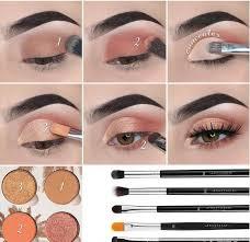 simple step by step makeup saubhaya