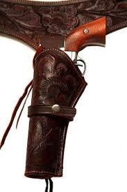 left handed leather holster