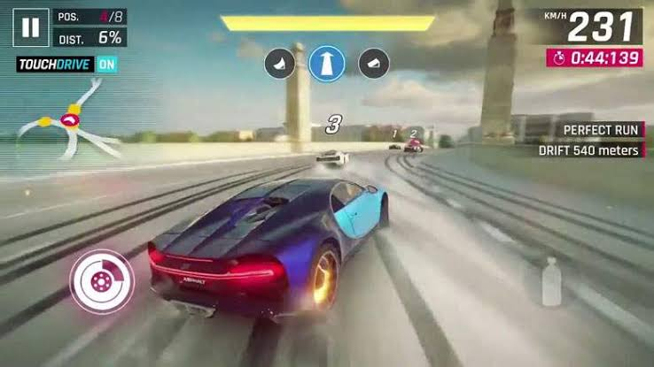 Asphalt 9 Mod Apk DS Unlimited Tokens and Credits 1