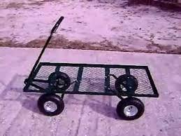 nursery landscaping garden wagon cart