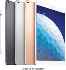 Apple iPad Air with Wi-Fi 256GB Space Gray MUUQ2LL/A - Best Buy