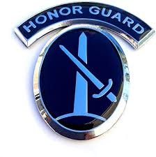 Amazon Com 3d Infantry Regiment Honor Guard Sticker Decal Emblem For Car Truck Auto Us Army Kitchen Dining