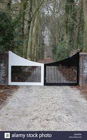 White Gates High Resolution Stock Photography And Images Alamy