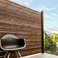 Hoft Solutions 72 In X 72 In Black Aluminum End Post Kit Diy Outdoor Privacy Screen Lowe S Canada