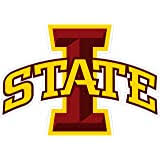 Amazon Com Craftique Iowa State Decal Sports Outdoors