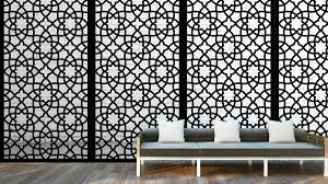 Hidden With Beauty Geometric Screens Designed To Develop Outdoor Spaces Develop3d
