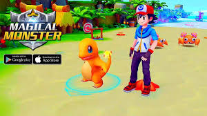 Pokemon Magical Monster APK Download Android New Game - Technical ...