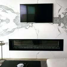 top 60 best linear fireplace ideas