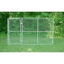 Stephens Pipe Steel Preferred Kennel Gate Panel 10 Ft X 6 Ft Kennel Sold Separately At Tractor Supply Co