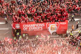 LFC Victory Parade - Champions League Final 2019