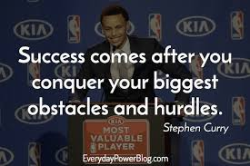 stephen curry quotes on success and faith