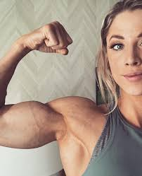 Felicia Anderson #fitness #muscle #motivation #girlpower #biceps ...