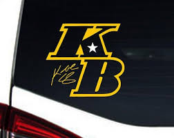 Kobe Decal Etsy