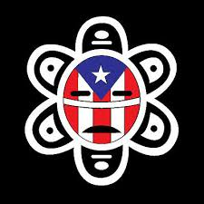 Puerto Rico Car Decal Sticker Bongo With Flag 164 Automobilia Transportation Collectibles Transportation