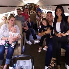 Nats All-Stars and families on their way to San Diego, I don't see Erica  Scherzer : Nationals